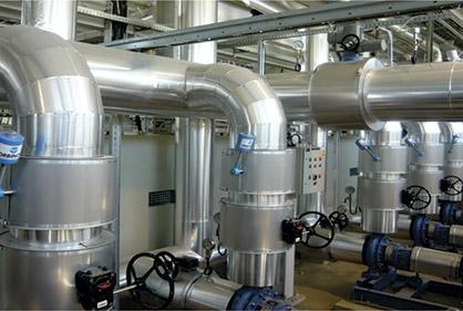 Rmn isolamento de tubula es e tanques de gua gelada for Isolamento termico alta temperatura